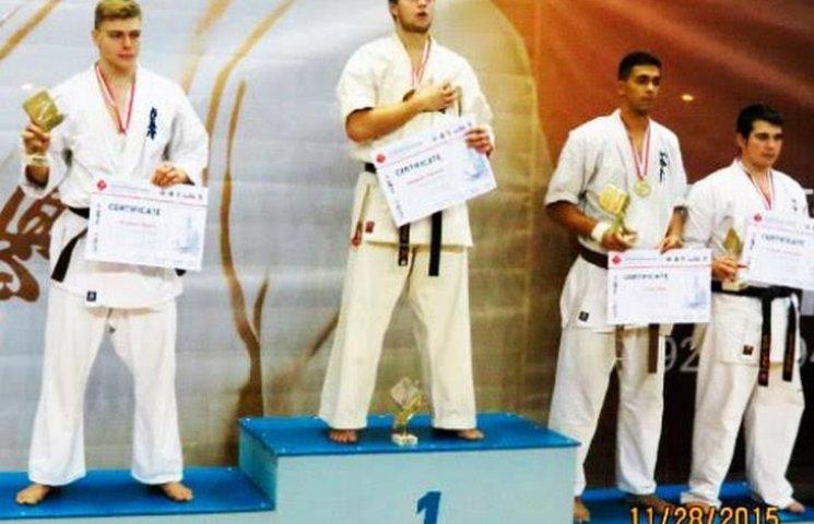 На чемпіонаті Європи команда каратистів з Лохвиці завоювала два чемпіонські титули