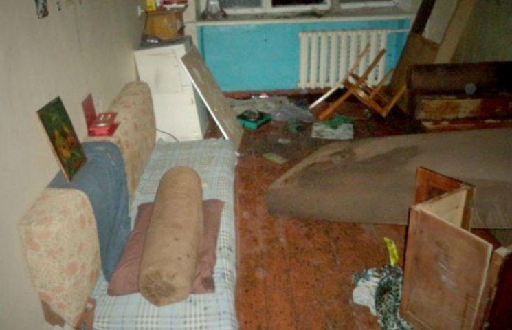 На Полтавщині чоловік задушив товариша, а потім спалив його і квартиру