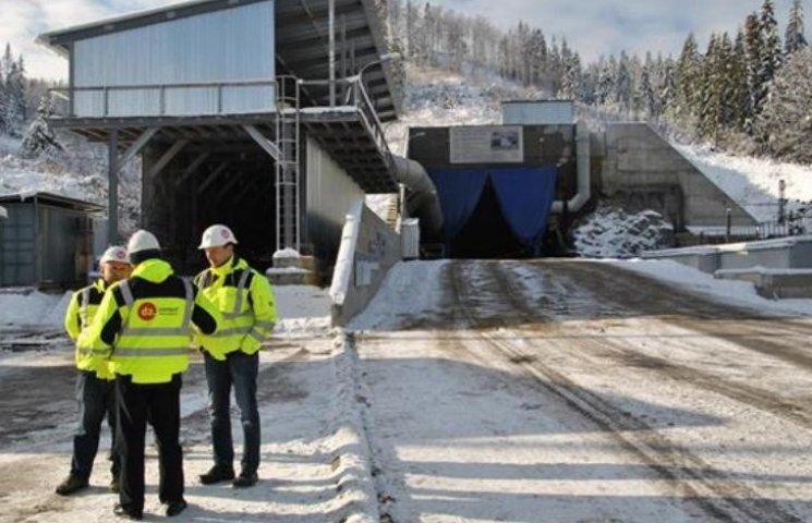 Бескидський тунель у Карпатах запрацює восени 2017 року