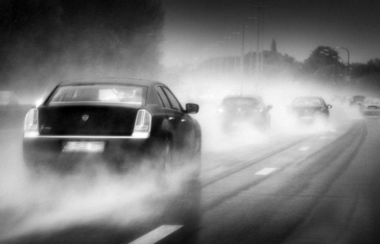 Їздити закарпатськими дорогами - небезпечно