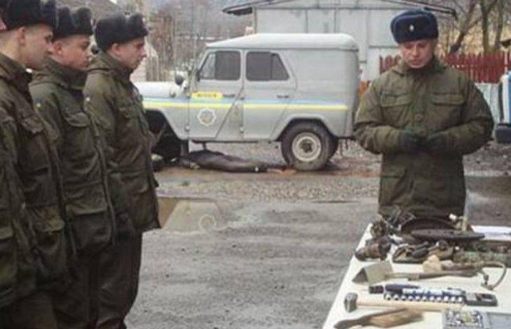 В Ужгороді психологи провели навчання з бійцями нацгвардії