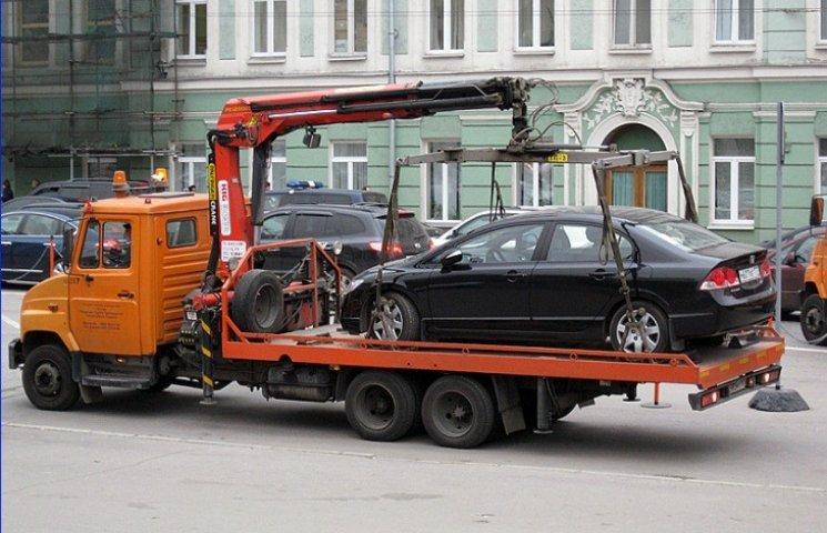Муніципальна поліція Мукачева хотіла б мати евакуатор