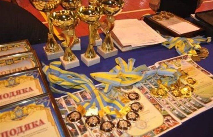 В Ужгороді змагалися особливі спортсмени