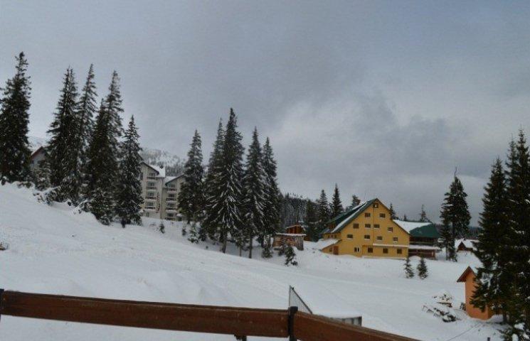 """""""Драгобрат"""" відкриє лижний сезон сьомого грудня"""