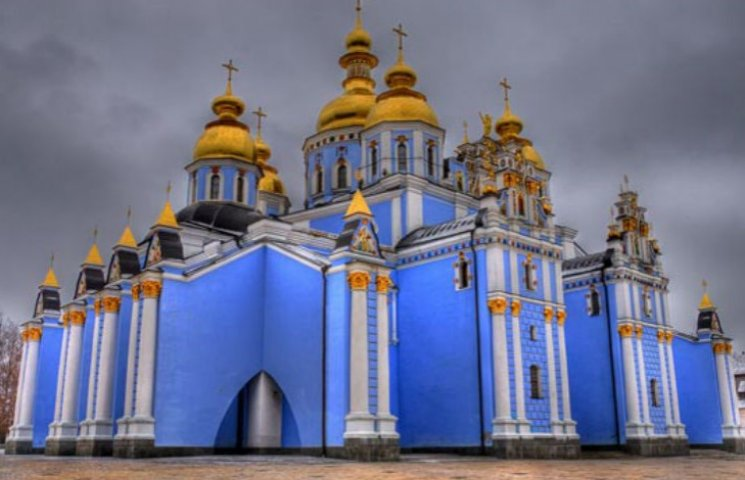 Михайлівський Золотоверхий монастир у Києві знову битиме у набат