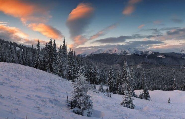 Закарпаття: прогноз погоди на 6 грудня - день далекоглядний