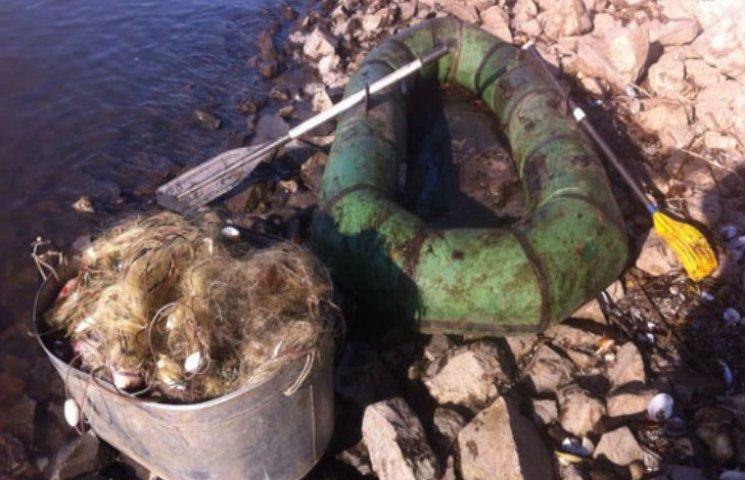 Полтавець завдав шкоди водосховищу на десять тисяч гривень