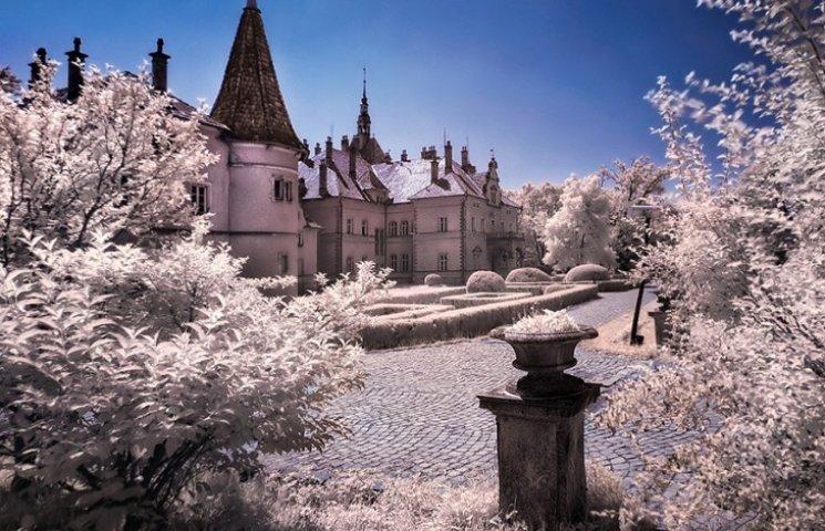 До списку найвражаючих замків України ввійшли три закарпатські