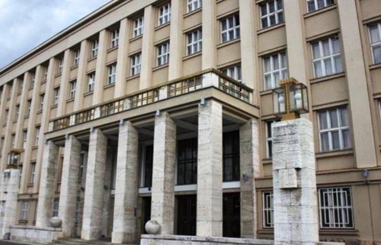 Депутати Закарпатської облради засідатимуть восьмого грудня