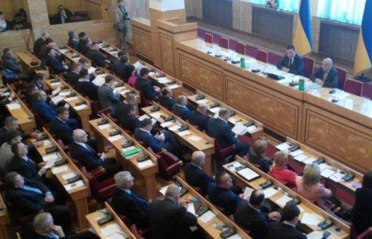 В Ужгороді проходить перша сесія Закарпатської облради (ТРАНСЛЯЦІЯ)