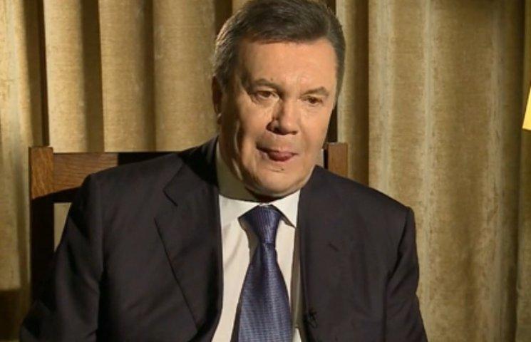 """""""Мігрант"""" Янукович, огидно облизнувшись, заявив про повернення в українську політику"""