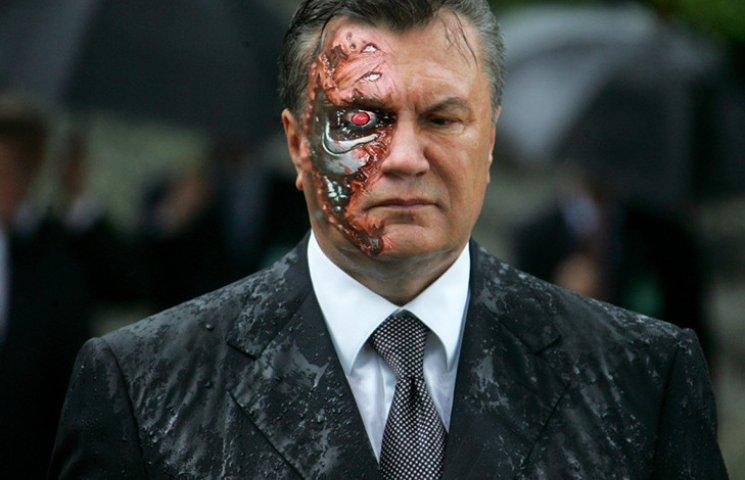 Наше все 2015 року: Астанавітєсь! Янукович повертається! (ФОТОЖАБИ)