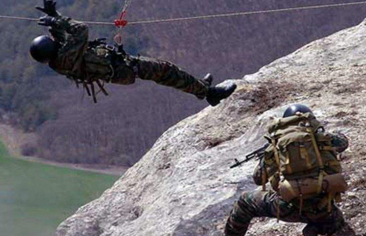 З бійців 128-ї бригади робитимуть альпіністів