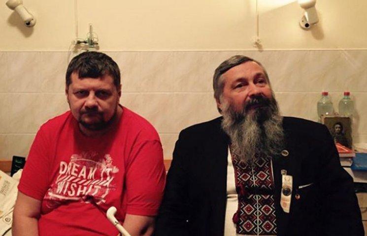 Мосійчука на суді захищатиме сліпий адвокат