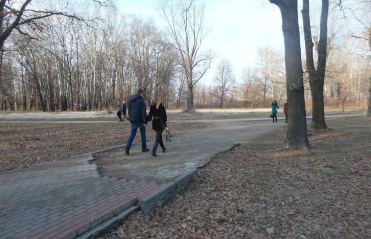 У Кличка знайшли супервідмазку, щоб не реконструювати парки Києва