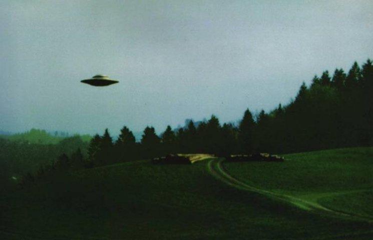 На Закарпатті влада одного з районів офіційно шукає НЛО з причепом