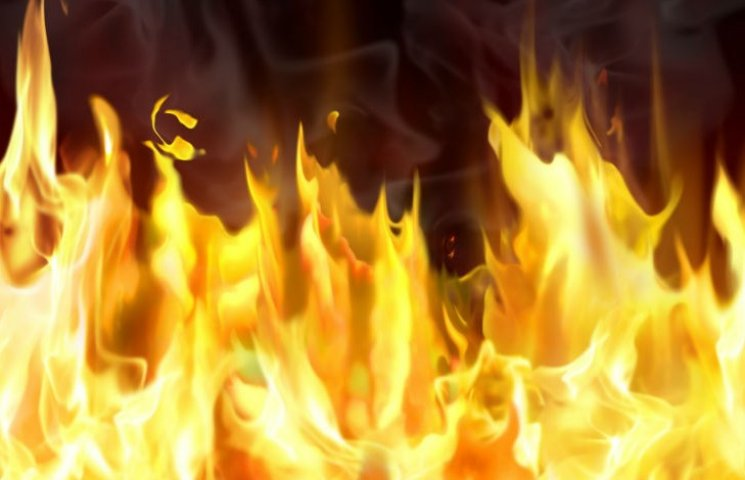 У Києві - масштабна пожежа у Гідропарку: Горить ресторан (ОНОВЛЕНО)