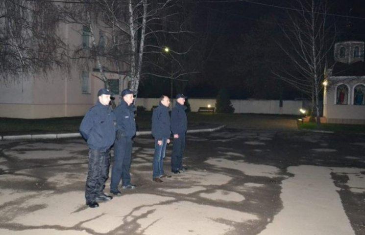 Закарпатські поліцейські мають нових керівників