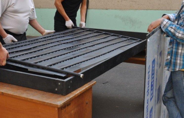 На Закарпатті у сільському клубі виготовлятимуть сонячні колектори