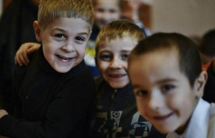 Закарпатці заради дітей накупували зустрічей на понад 100 тисяч гривень