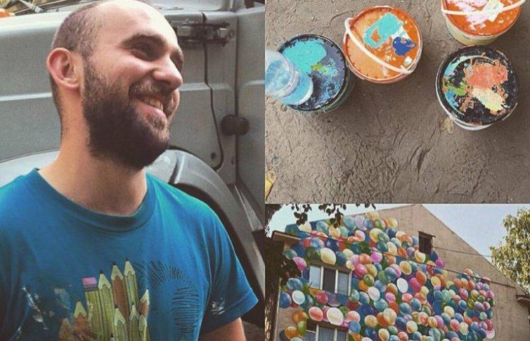Бум стрит-арта, или как Корбан украшает Киев улыбающимися детьми