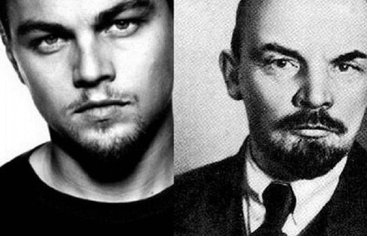 Ді Капріо мріє зіграти Леніна