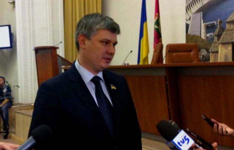 """Запорізька міськрада визначилась: """"ахметівські""""- у заступниках, секретар - Пидорич"""