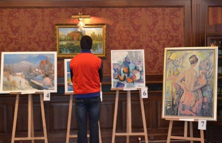 В Ужгороді благодійний аукціон завершився повним провалом