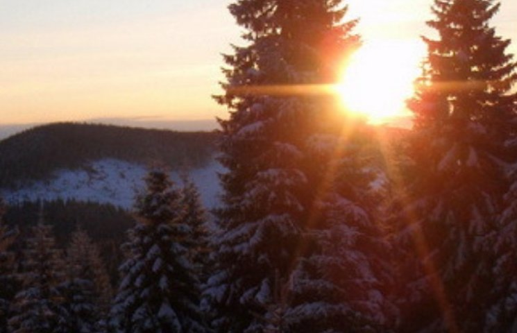 Закарпаття: прогноз погоди на 20 грудня - риска під святами