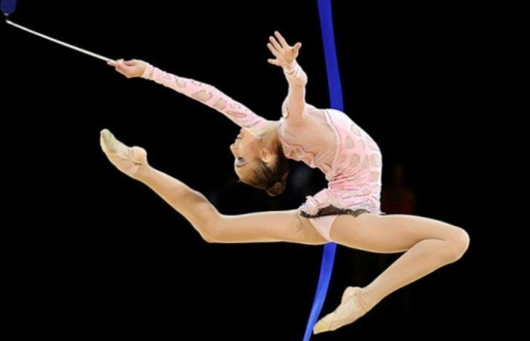 Головні гімнастки-художниці країни тренуються в Берегові