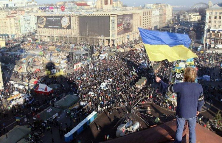 Хроніка Революції Гідності: Майдан стає громадською організацією