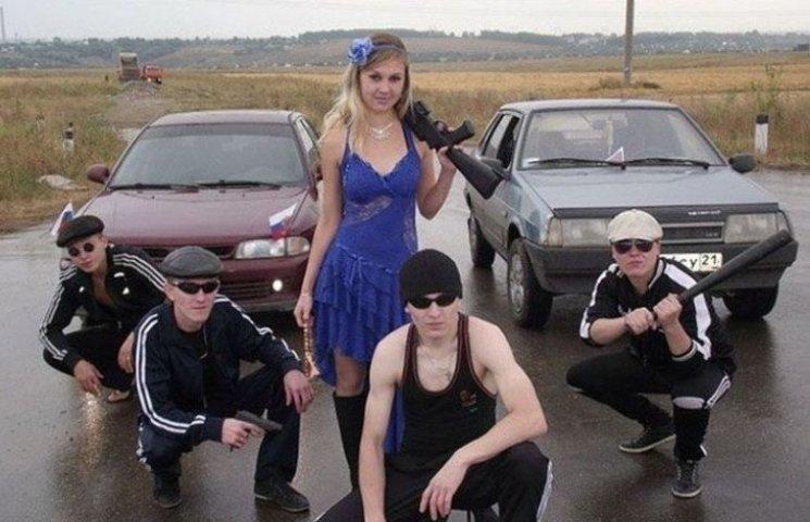 15 божевільних фото, які можна зробити тільки на Росії