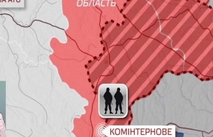 """Бойовики зайняли село у """"сірій зоні"""" під Маріуполем - проводять зачистку (ОНОВЛЮЄТЬСЯ)"""
