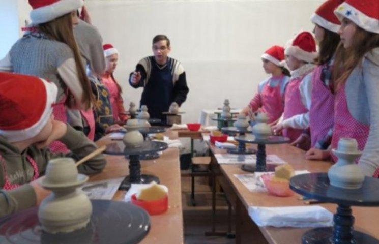 В Ужгороді відкрили центр арт-терапії для дітей