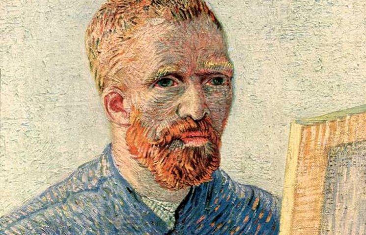 Де в мистецтві стирчить вухо Ван Гога