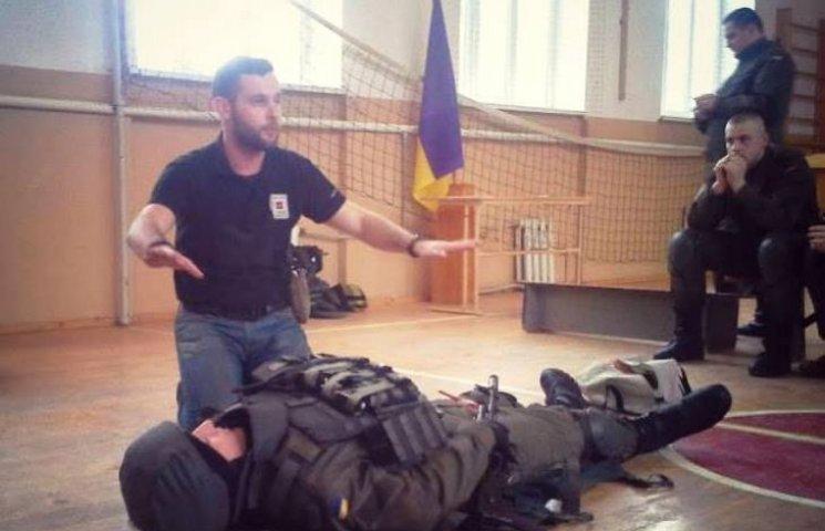 Ужгородців вчили, що робити в умовах війни