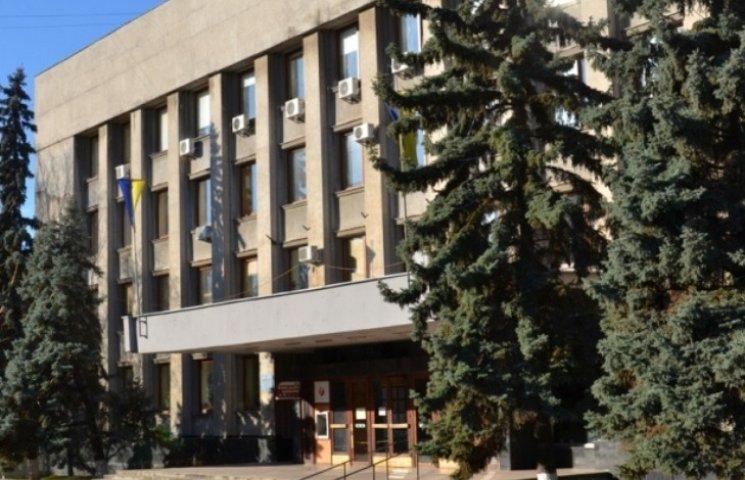 """Ужгородських депутатів навчили, як голосувати """"електронно"""""""