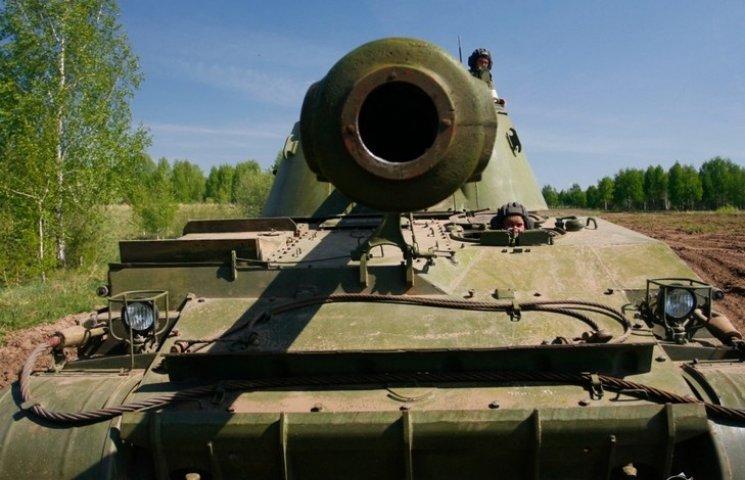 Арсенал українських вояків поповнить модернізований танк (ФОТО)