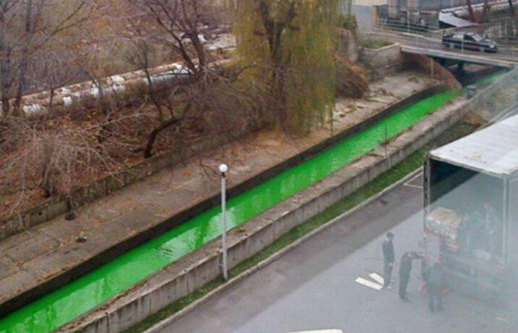 Кияни нагадали, як за 100 років річка Либідь перетворилася на помийну яму