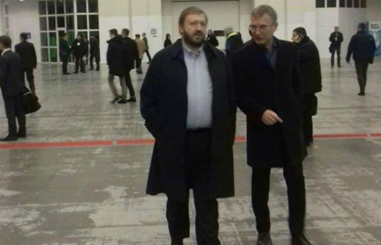 """Екс-""""регіонал"""" Горбаль прийшов до Саакашвілі боротися з корупцією (ФОТО)"""