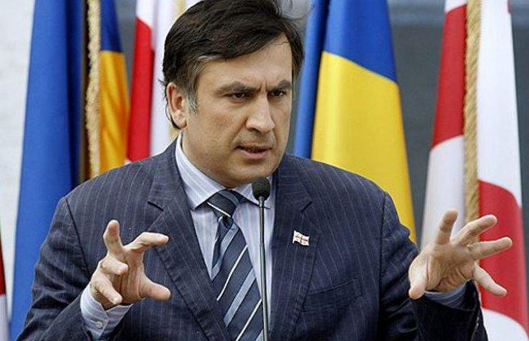 Саакашвілі вигадав замінити Третій Майдан Антикорупційною церквою себе превелебного