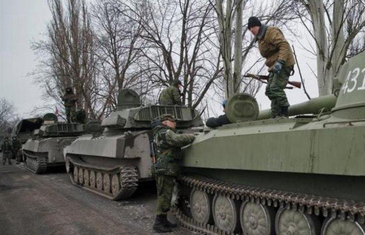 У Генштабі пояснили, чому українські війська не можуть відбити Комінтернове