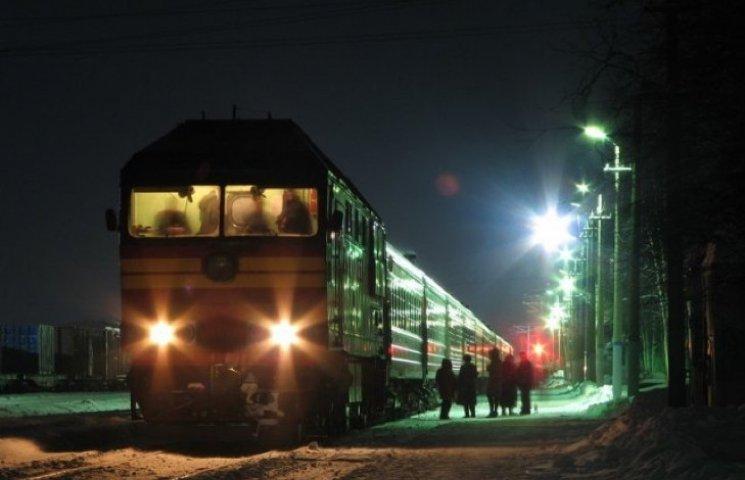 До Ужгорода на зимові свята призначили ще один додатковий потяг