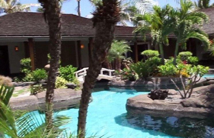 Внутри роскошной виллы Обамы: как выглядят апартаменты президента на Гавайях