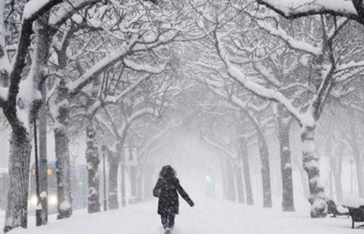 У Вінниці на Новий рік снігу не буде, а на Різдво прогнозують негоду