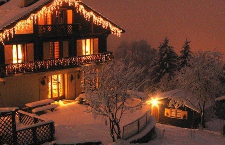 Закарпаття: прогноз погоди на 25 грудня - вітання всім, хто святкує