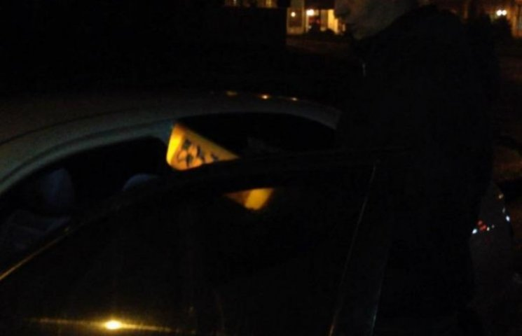 В Ужгороді зловили п'яного таксиста, котрий вже був учасником смертельної ДТП