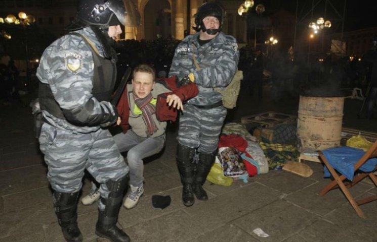 Переатестацію в Києві та області пройшли 6 екс-беркутівців
