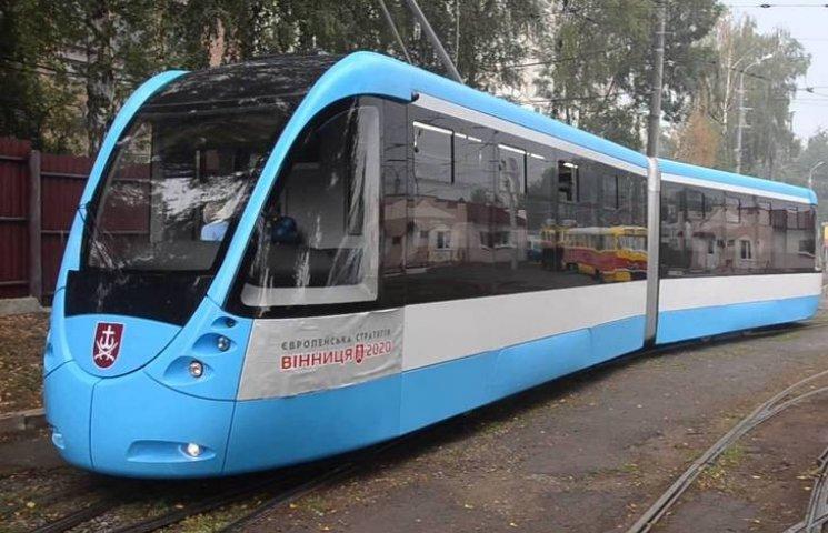 "Производство винницкого трамвая ""VinWay"" поставят на поток"