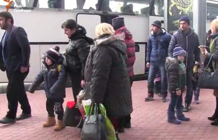 Турки-месхетинці залишили Слов'янськ. Бояться, що знову буде війна